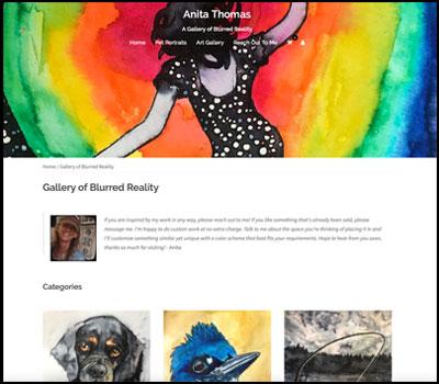 Anita's Art Gallery