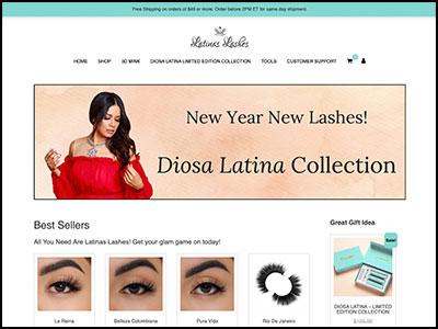 Latinas Lashes