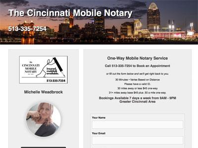 Cincinnati Mobile Notary