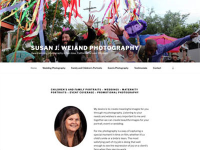 Susan J. Weiand Photography