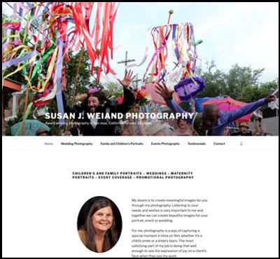 Susan J Weiand Photographer